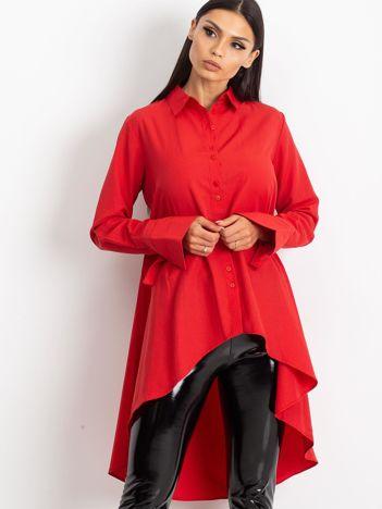 Czerwona koszula Sydney