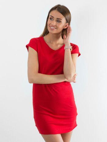 Czerwona sukienka Limousine
