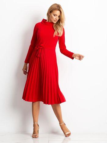 Czerwona sukienka Midnight