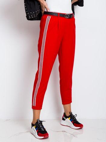 Czerwone spodnie Orinoco