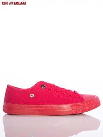 Czerwone trampki Big Star