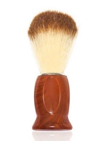 DONEGAL Pędzel do golenia Syntetyczne włosie brązowy (2300)