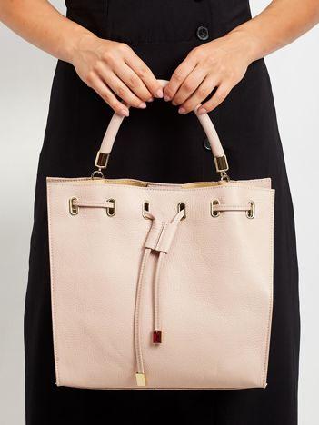 Damska torba różowa