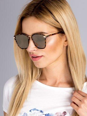 Damskie okulary przeciwsłoneczne w nowoczesnym stylu HIT !