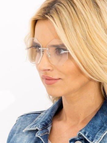 Damskie okulary przeciwsłoneczne/zerówki