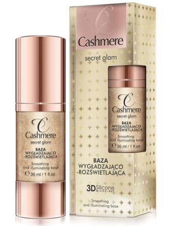 Dax Cosmetics Cashmere Secret Glam Baza wygładzająco-rozświetlająca 30 ml