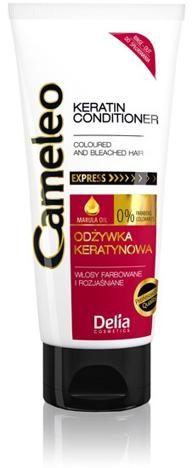 """Delia Cosmetics Cameleo Odżywka keratynowa do włosów farbowanych 200ml"""""""