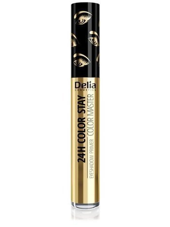 """Delia Cosmetics Color Master Baza pod cienie 24H Color Stay  3g"""""""