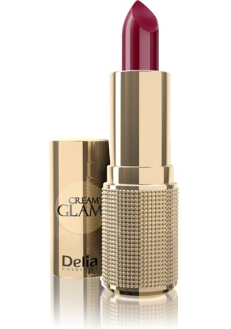 "Delia Cosmetics Creamy Glam Pomadka do ust nr 120 4g"""