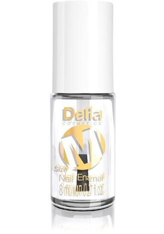 "Delia Cosmetics Size M Emalia do paznokci  1.00  8ml"""