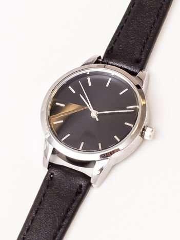 Delikatny Srebrny Zegarek Damski