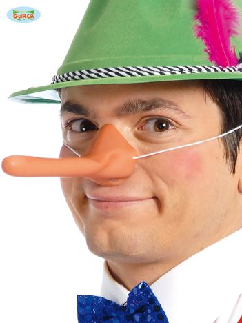 Długi nos