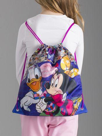 Dziecięcy plecak worek Minnie Mouse