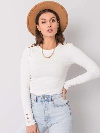 Ecru bluzka Diana RUE PARIS