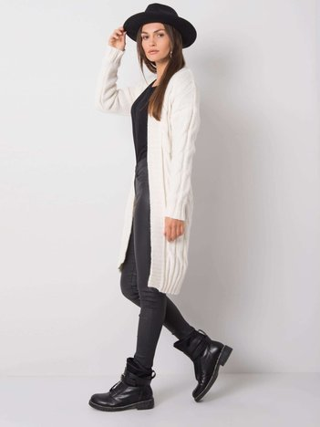 Ecru sweter Bess RUE PARIS
