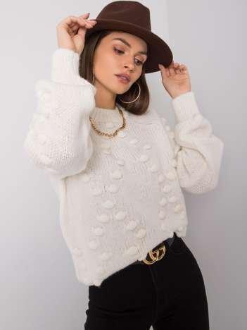 Ecru sweter Charlotte RUE PARIS