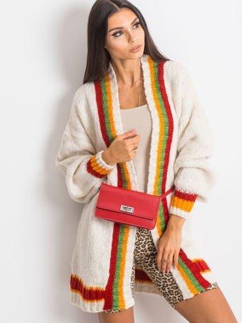 Ecru sweter Lavish