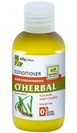 Elfa Pharm O'Herbal Odżywka do włosów osłabionych z korzeniem tataraku 75 ml