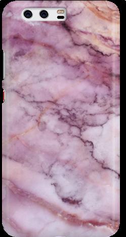 Etui do telefonu Huawei P10 Purple Marble