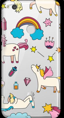 Etui do telefonu Huawei P8/P9 Lite 2017