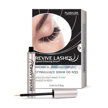 FLOSLEK REVIVE LASHES Serum stymulujące do rzęs 5 ml