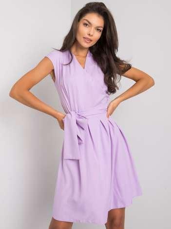 Fioletowa sukienka Melissa