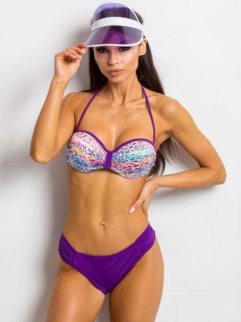 Fioletowe bikini Aperitive