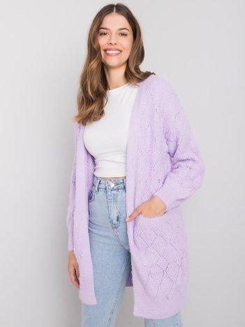 Fioletowy sweter Vera