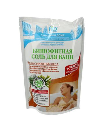 Fitocosmetics Sól do kąpieli z biszofitem wyszczuplająca 530 g