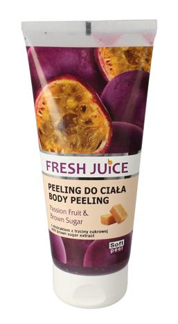 "Fresh Juice Peeling do ciała Passion Fruit & Brown Sugar  200ml"""
