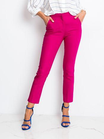 Fuksjowe spodnie Samba