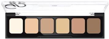 GOLDEN ROSE Correct&Conceal Camouflage Cream Palette - Korygująca i tuszująca paleta kamuflażu 1 6 x 2g