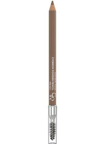GOLDEN ROSE Eyebrow Powder PencilPuder do brwi w kredce 102 1.19 g