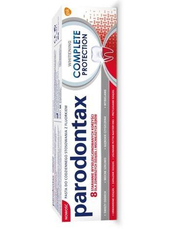 GSK Parodontax Pasta do zębów Complete Protection Whitening  75 ml