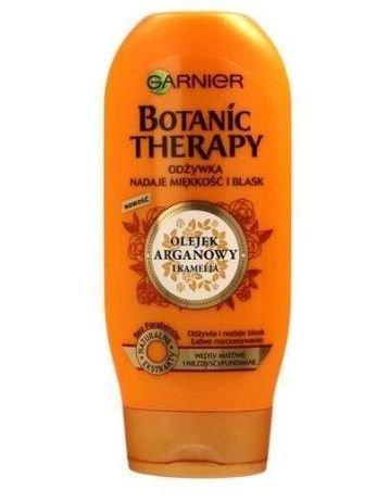 Garnier Botanic Therapy Odżywka do włosów matowych i niezdyscyplinowanych Olejek Arganowy i Kamelia  200 ml