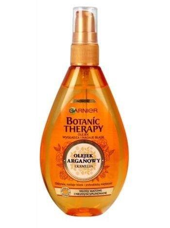 Garnier Botanic Therapy Olejek do włosów matowych i niezdyscyplinowanych Olejek Arganowy i Kamelia 150 ml