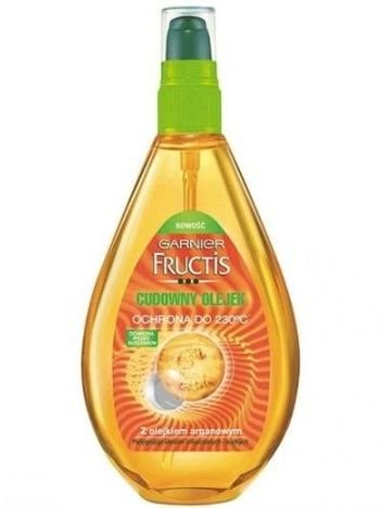Garnier Fructis Cudowny olejek ochrona do 230 st. 150 ml