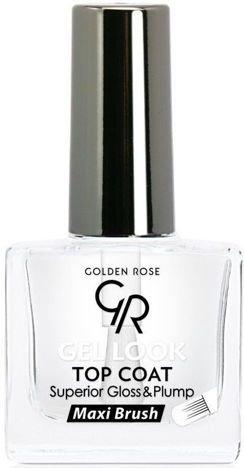 Golden Rose Gel Look Top Coat 1 10,5 ml