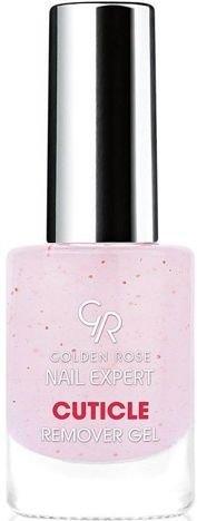 Golden Rose Nail Expert Cuticle Remover Gel Preparat do usuwania skórek 11 ml