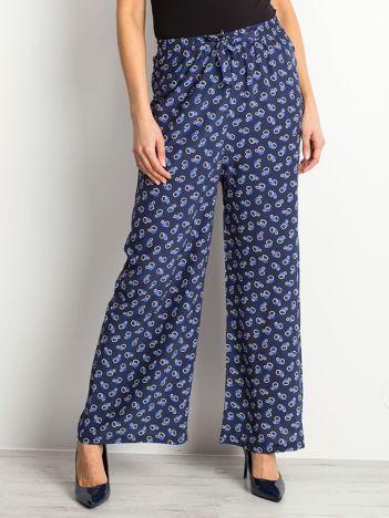 88bf3a50e8 Granatowe spodnie Misfit