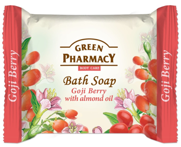 Green Pharmacy Body Care Mydło w kostce Goji Berry 100 g