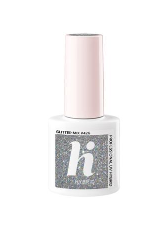 "Hi Hybrid Lakier hybrydowy CARNIVAL #426 Glitter Mix 5ml"""