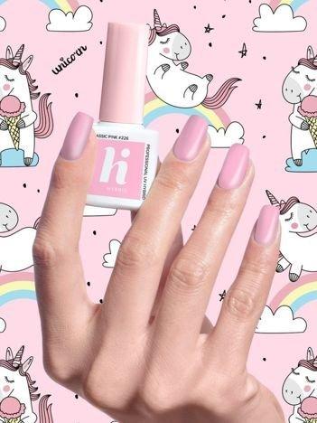 Hi Hybrid Lakier hybrydowy Unicorn nr 226 Classic Pink 5 ml