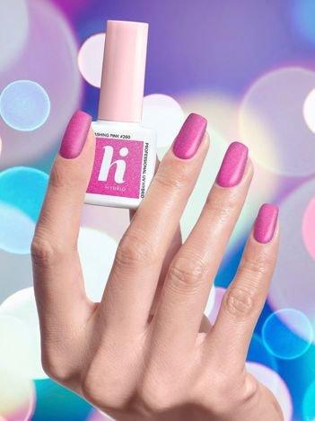 Hi Hybrid Lakier hybrydowy nr 260 Flashing Pink 5 ml