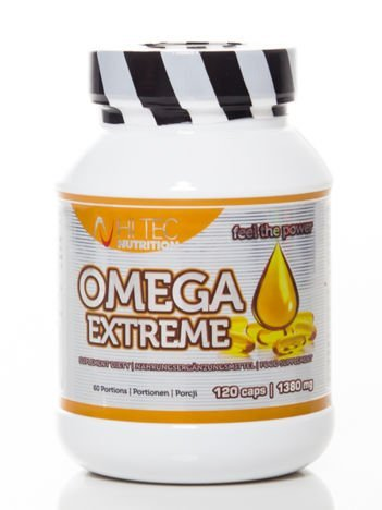 HiTec - Omega 3 - 120 softgels