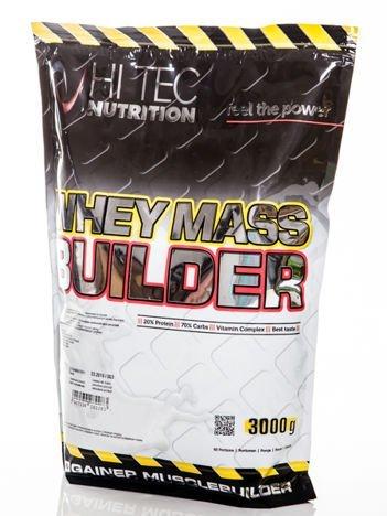 HiTec - Whey Mass Builder - 3000g vanilla