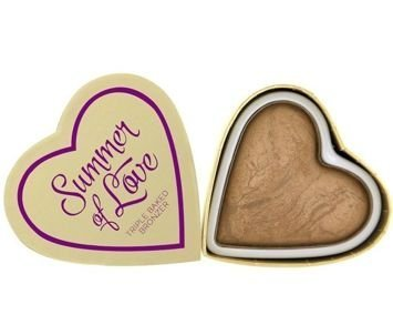 I Heart Revolution Blushing Hearts Summer of Love Bronzer 10g