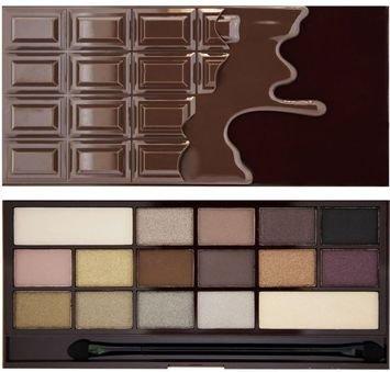 I Heart Revolution Death by Chocolate Palette Paleta 16 cieni do powiek 22g