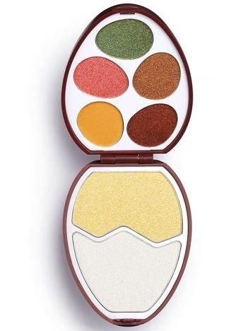 I Heart Revolution Easter Egg Zestaw do makijażu (cienie+rozświetlacze) Chocolate