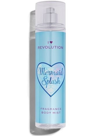 I Heart Revolution Fragrance Body Mist Mgiełka perfumowana do ciała Mermaid Splash 236ml